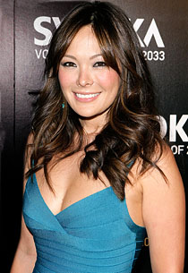 "Lindsay Price attends the ""The Future Starts Now"" Inauguration P"
